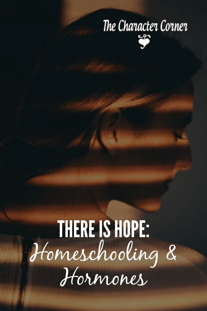 Homeschooling & Hormones There IS Hope