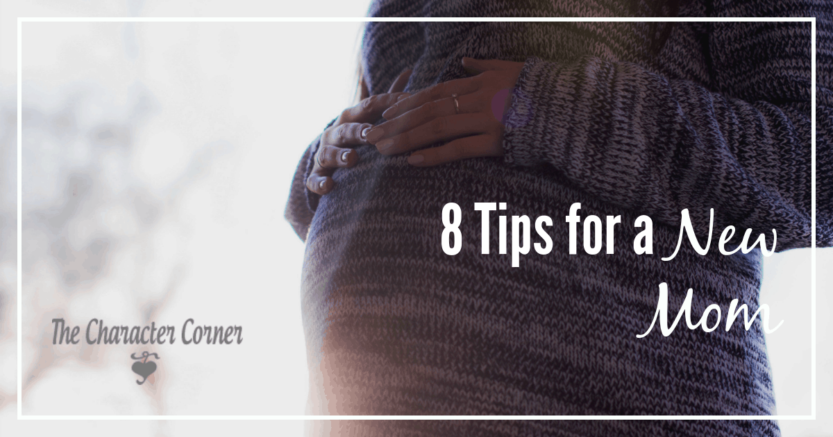 tips for a new mom