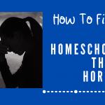 How To Find Joy When Homeschooling Through Hormones