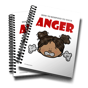Respond to Anger 3d