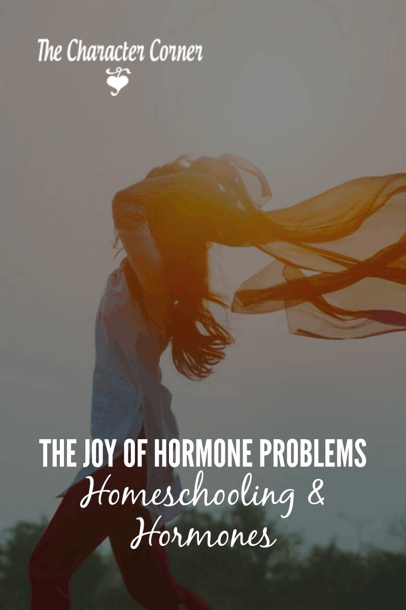 joy of hormone problems
