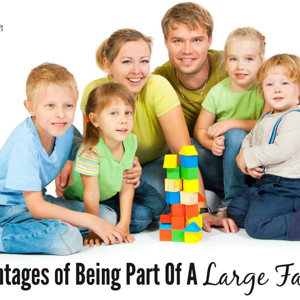 growing up in a large family The family dynamics we grew up with shape how we work  changed), who  heads a division of a large international services firm, preferred.