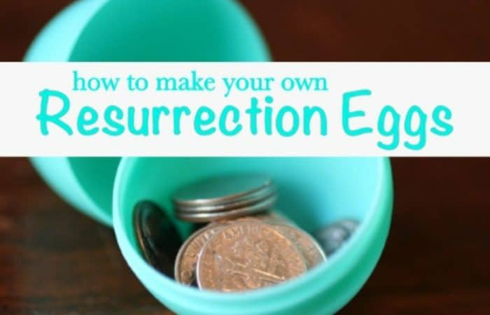 7 Resurrection Focused Easter Ideas
