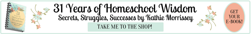 31 years of homeschool wisdom