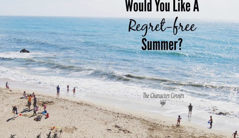Would You Like A No-Regrets Summer?