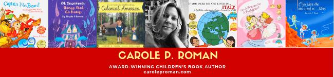 Carole P Roman Books