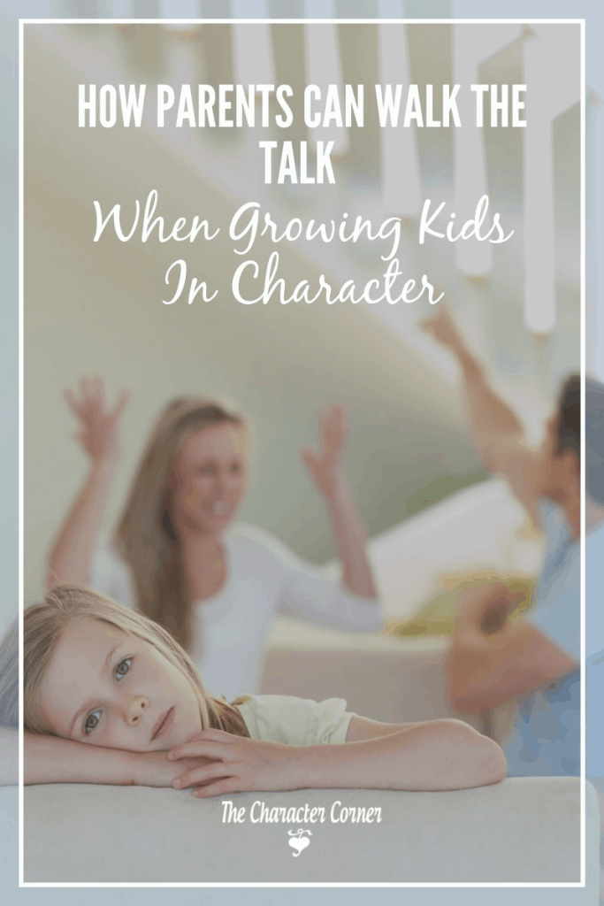 Growing Kids In Character