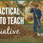 practical way to teach initiative