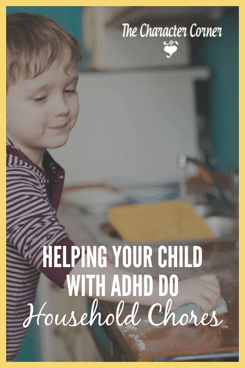 helping your child with ADHD