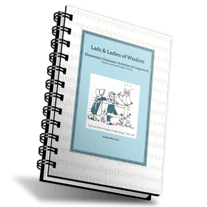 Lads & Ladies of Wisdom elementary character curriculum