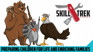 Skill Trek character and life skills