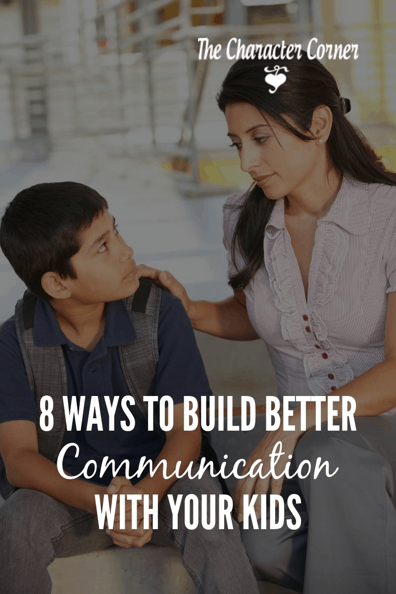 ways bto build better communication with your kids
