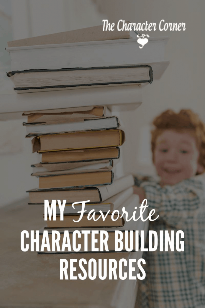 favorite character building resources