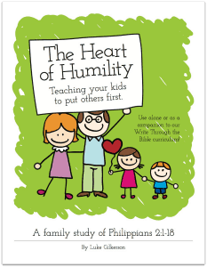 Teaching humility