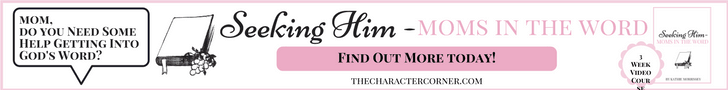 Seeking HIm - Moms in the Word