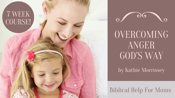 Overcoming anger God's Way