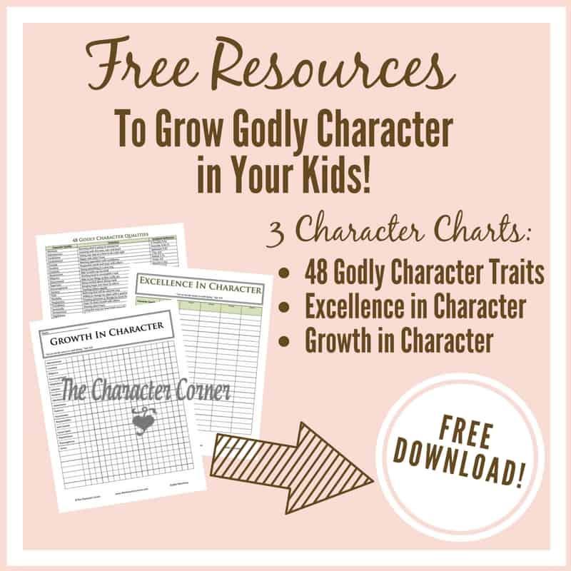 Character charts