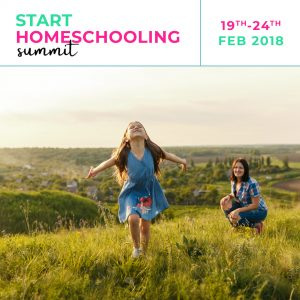 The Character Corner Start Homeschooling Summit