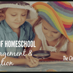 30 Days Of Homeschool Encouragement & Inspiration (and a HUGE giveaway!)