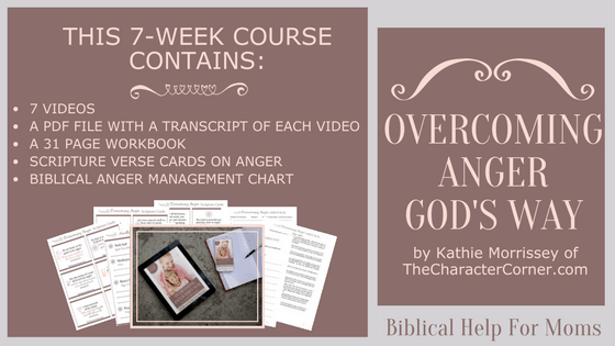 Overcoming Anger Course