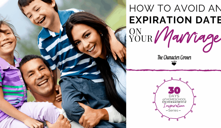 How To Avoid An Expiration Date On Your Marriage