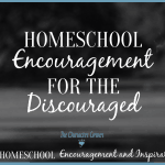 Promises Of Encouragement For The Discouraged