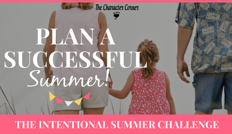 Plan  A Successful Summer With Our Intentional Summer Challenge