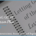 Letting Go of the Lesson Plan