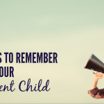 6 Important Things To Remember About Your Different Child