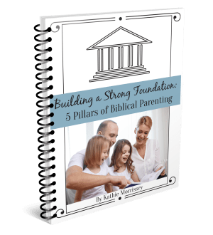 5 pillars of Biblical parenting