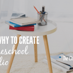 How & Why To Create A Homeschool Portfolio (Free portfolio)