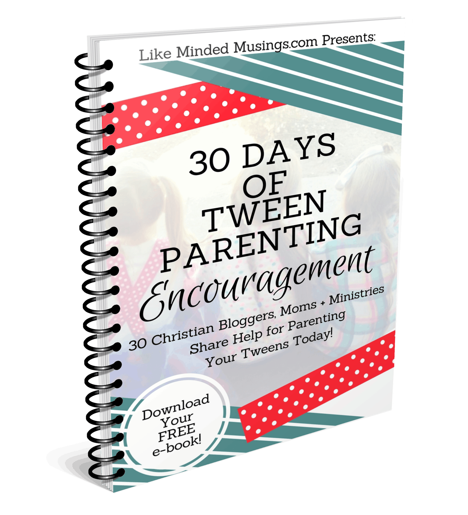 Spiral Tween Parenting Encouragement Like Minded Musings Ebook