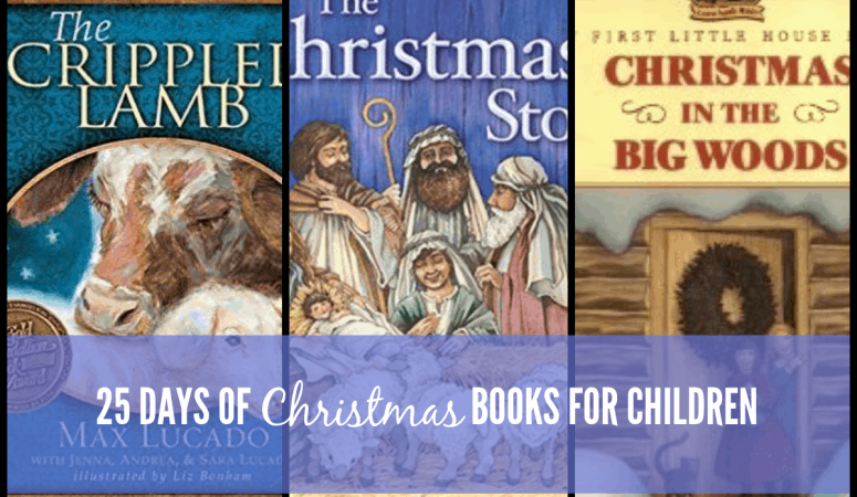 25 Days Of Christmas Books For Children (With Printable Calendar)