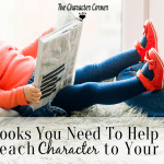 15 Books You Need to teach Character to Kids