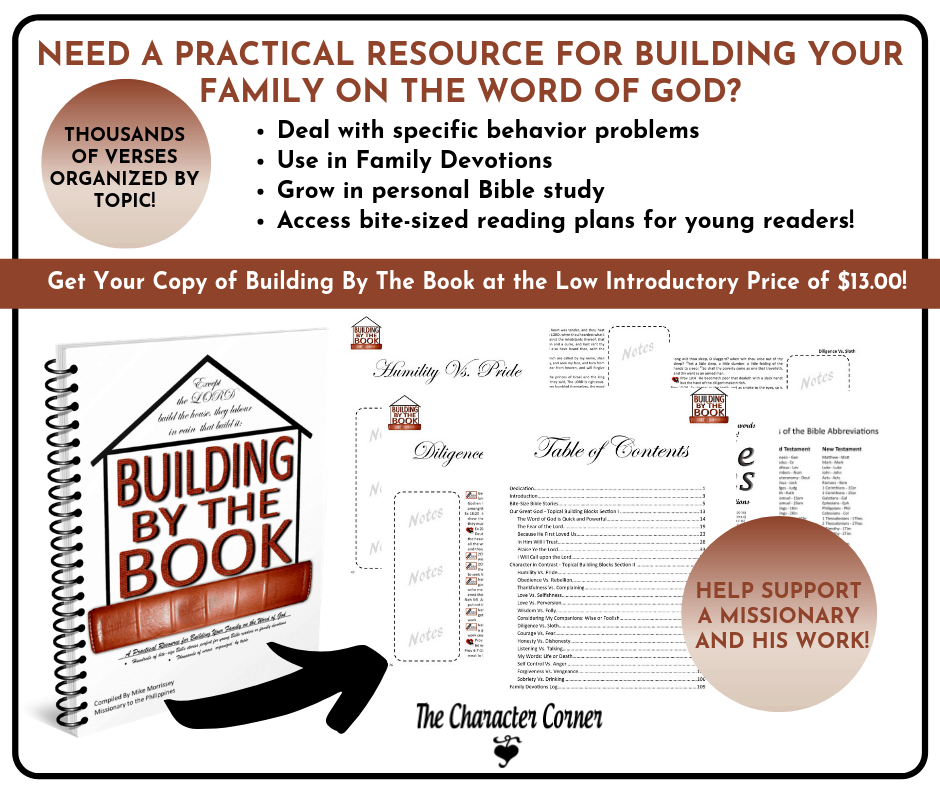 Facebook Building By The Book - A Practical Resource for Building Your Family on the Word of God