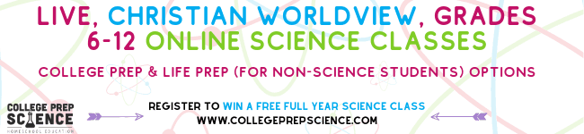 College Prep Science Banner