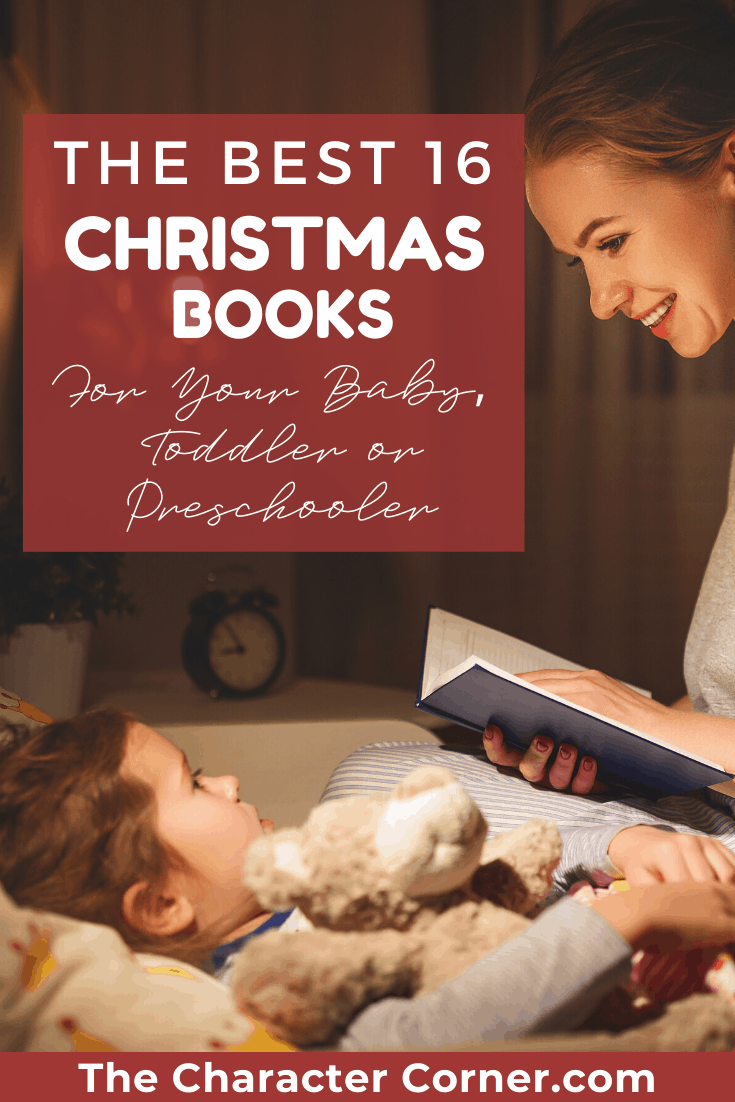 16 Best Christmas Books for Babies, Toddlers and Preschoolers