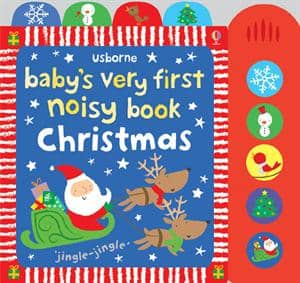 BABY'S VERY FIRST NOISY BOOK CHRISTMAS - Infant