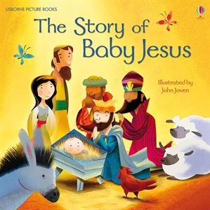 STORY OF BABY JESUS (PICTURE BOOK)  3+