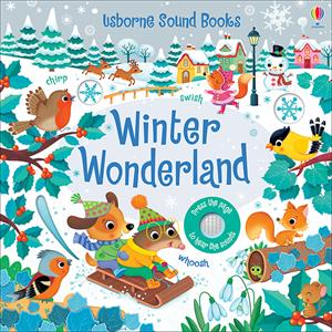 WINTER WONDERLAND SOUND BOOK - 3+