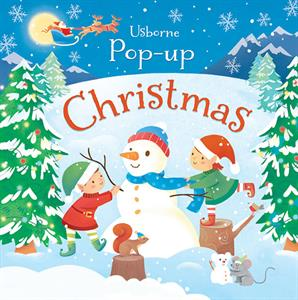 POP-UP CHRISTMAS- 3+