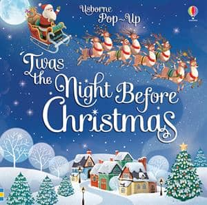 POP-UP 'TWAS THE NIGHT BEFORE CHRISTMAS - 3+