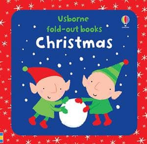 CHRISTMAS (FOLD-OUT BOOKS)- Infants (babies & toddlers)