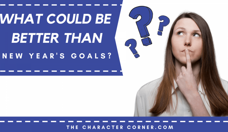 What Could Be Better Than New Year's Goals?