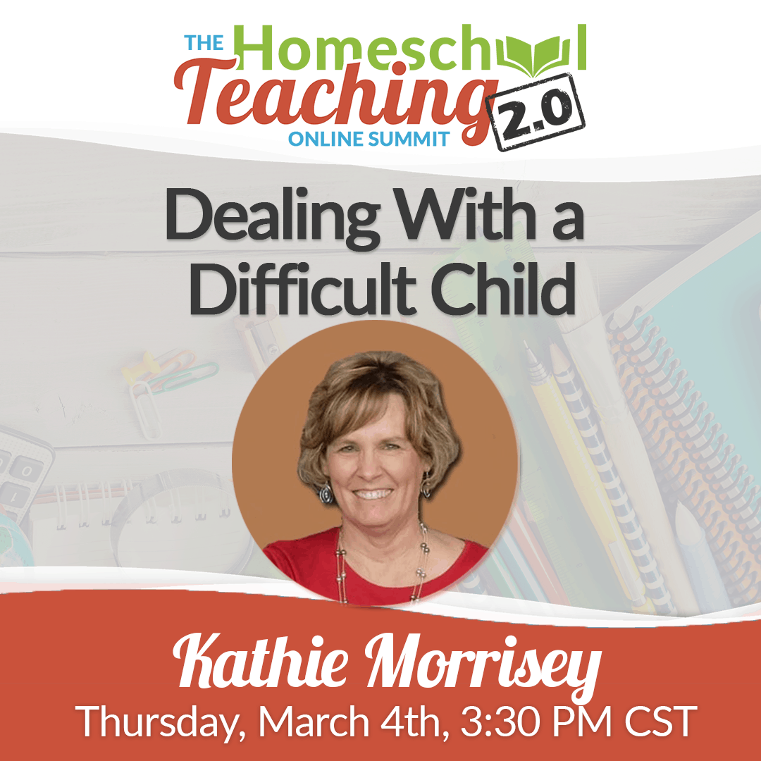 Homeschool Teaching Summit Kathie Morrisey