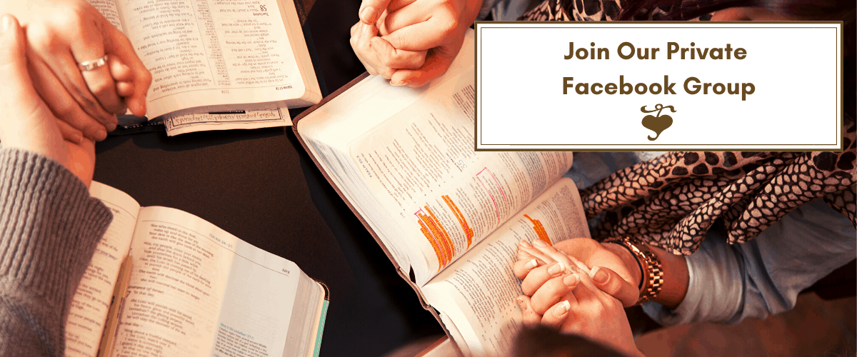 Join our Building Godly Character in Your Kids Facebook Group