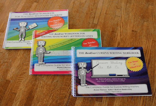 Best Ever Handwriting Books