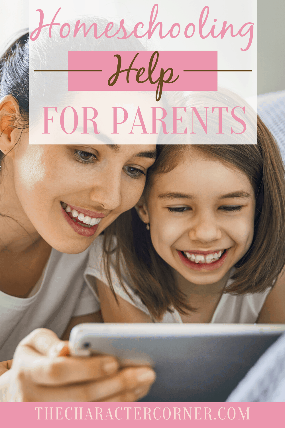 homeschooling help for parent