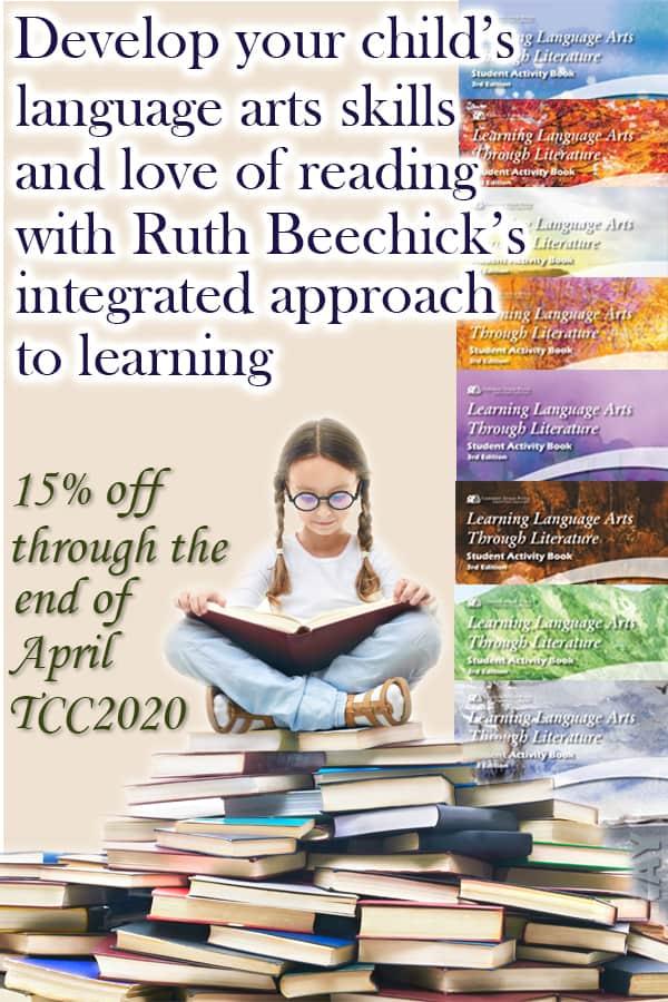 How to teach language arts through literature girl read