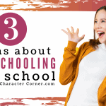3 Truths About Homeschooling High School